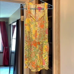 Adorable Lilly Pulitzer romper
